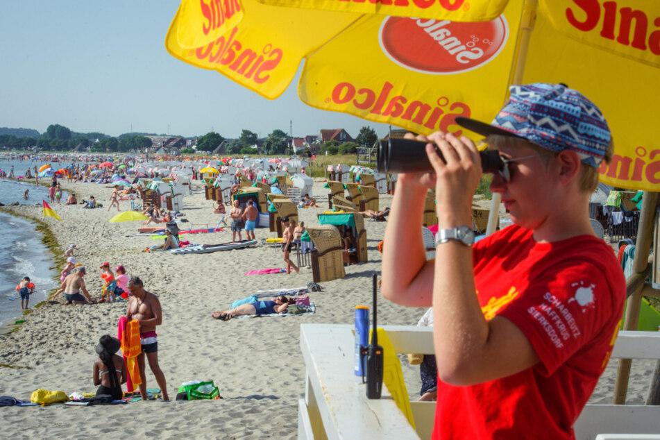 Ostsee-Urlauber aufgepasst! DLRG warnt vor gefährlicher Strömung