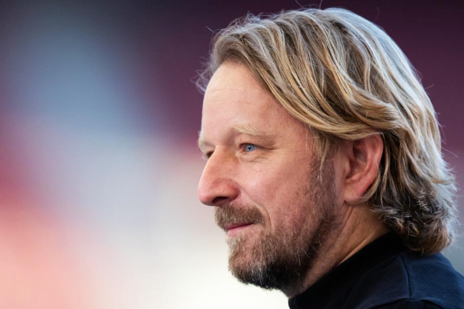 Sven Mislintat (48) ist Sportdirektor beim VfB Stuttgart.