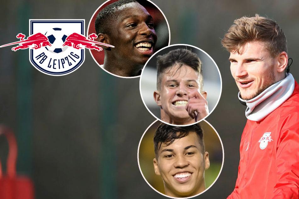 RB Leipzig: Diese Teenies stehen wohl als Werner-Ersatz auf der Wunschliste