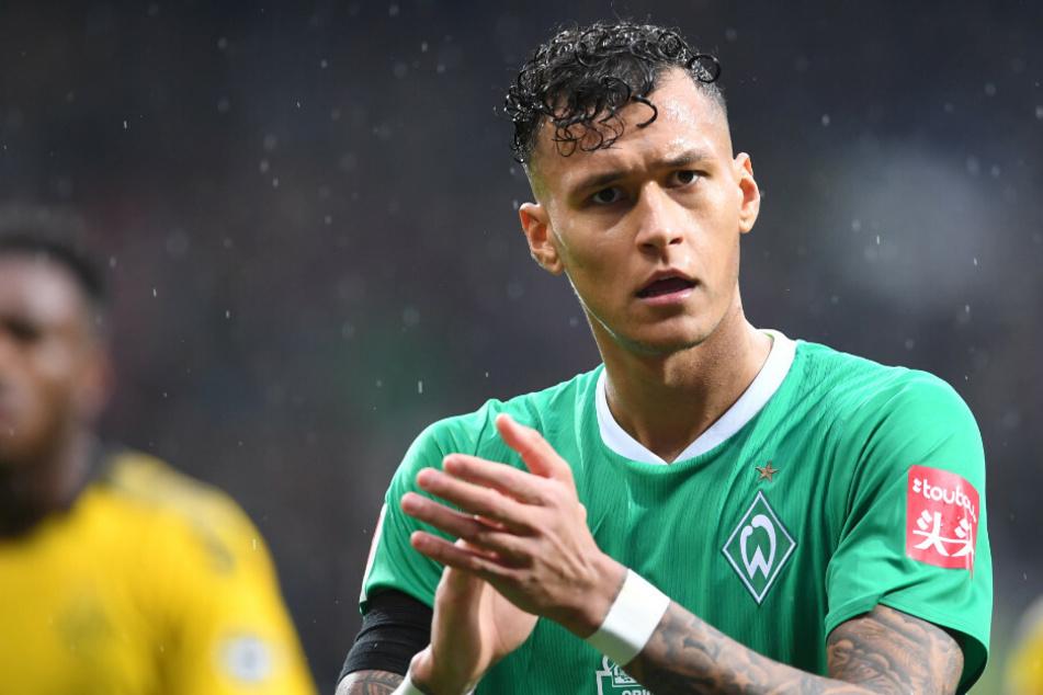 Davie Selke kehrte im Winter zu Werder Bremen zurück.