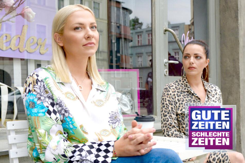 GZSZ-Emily in Angst: Verliert sie ihre beste Freundin Sunny?