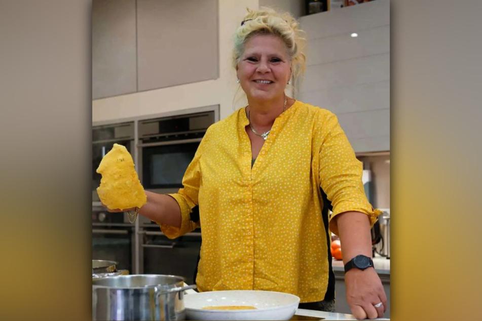 Silvia Wollny (56) stellt sich für ihre Großfamilie regelmäßig hinter den Herd.