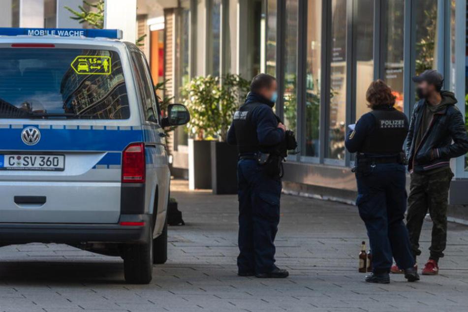 Chemnitz: So viele Corona-Anzeigen teilte das Ordnungsamt im Dezember aus