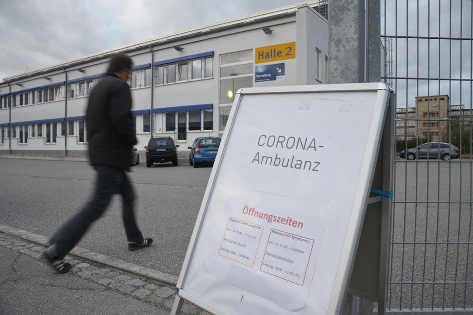 Die Corona-Test-Station ist montags bis freitags von 16 bis 19 Uhr und sonntags von 9 bis 12 Uhr geöffnet.