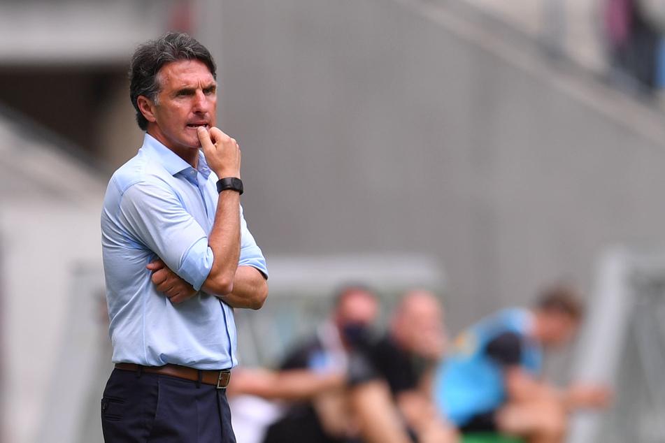 Hertha-Coach Bruno Labbadia.