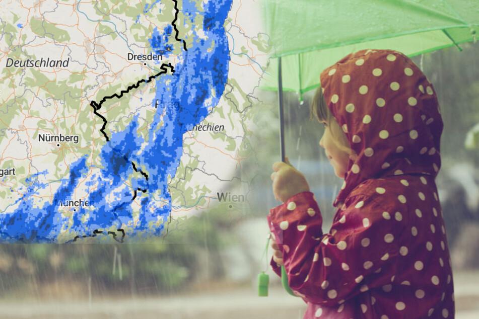 Trockenheit beendet? Reichlich Sonne und Regen im Monat Juni