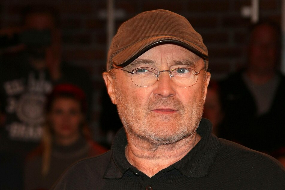 Phil Collins is done with his ex-wife.
