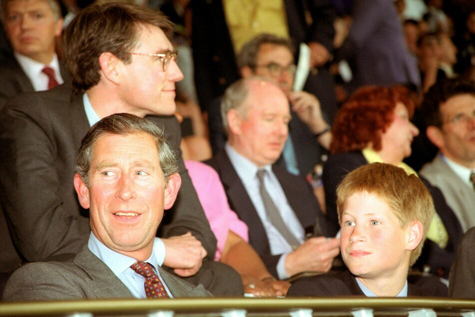 Prince Harry turned to alcohol and drugs to deal with his mother Diana's death