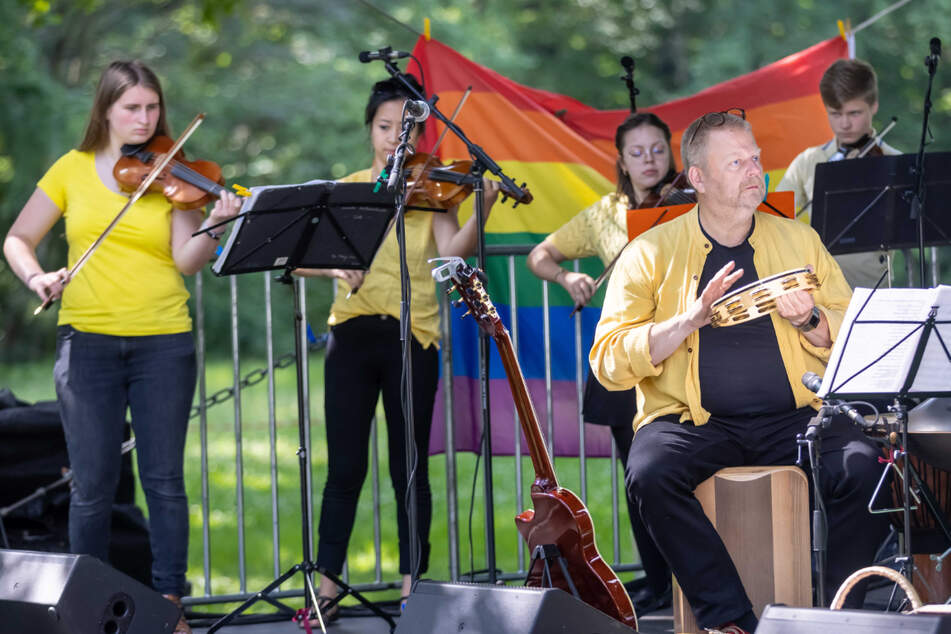Auf dem Programm vom Cultursommer stand auch das Konzert der Mozartkinder mit Musiker Mathis Stendike im Juli.