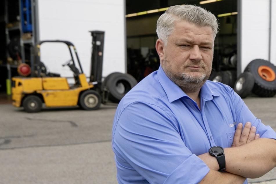 Werkstatt-Laster geklaut: Spezialfahrzeug für 90.000 Euro futsch