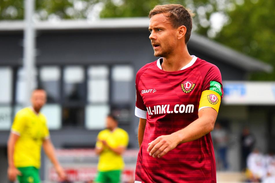 Chris Löwe (31) sollte in dieser Saison eigentlich als Führungsspieler vorangehen. Aufgrund seiner Verletzung kam er aber nur zu sechs Einsätzen.