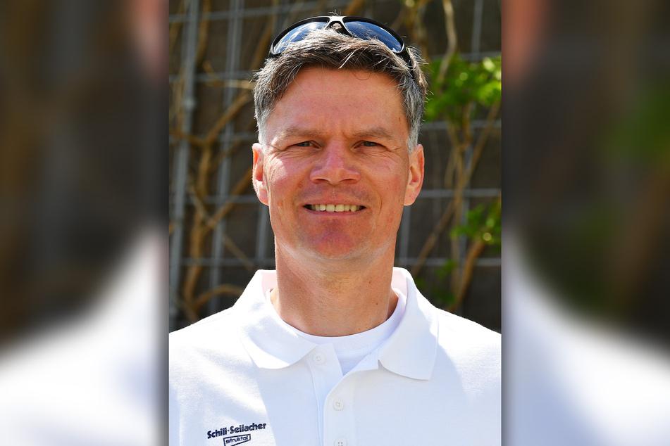 Monarchs-Coach Ulrich Däuber will mit seiner Truppe auch in Kiel siegen.