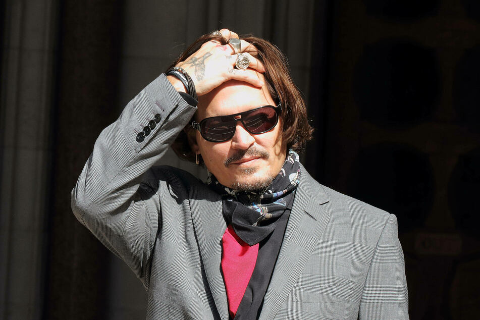 """According to the judge, calling Johnny Depp a """"wife-beater"""" did not constitute libel"""
