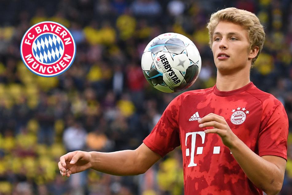 Ex-HSV-Stürmer Fiete Arp muss nach Profi-Debüt beim FC Bayern wieder in die U23