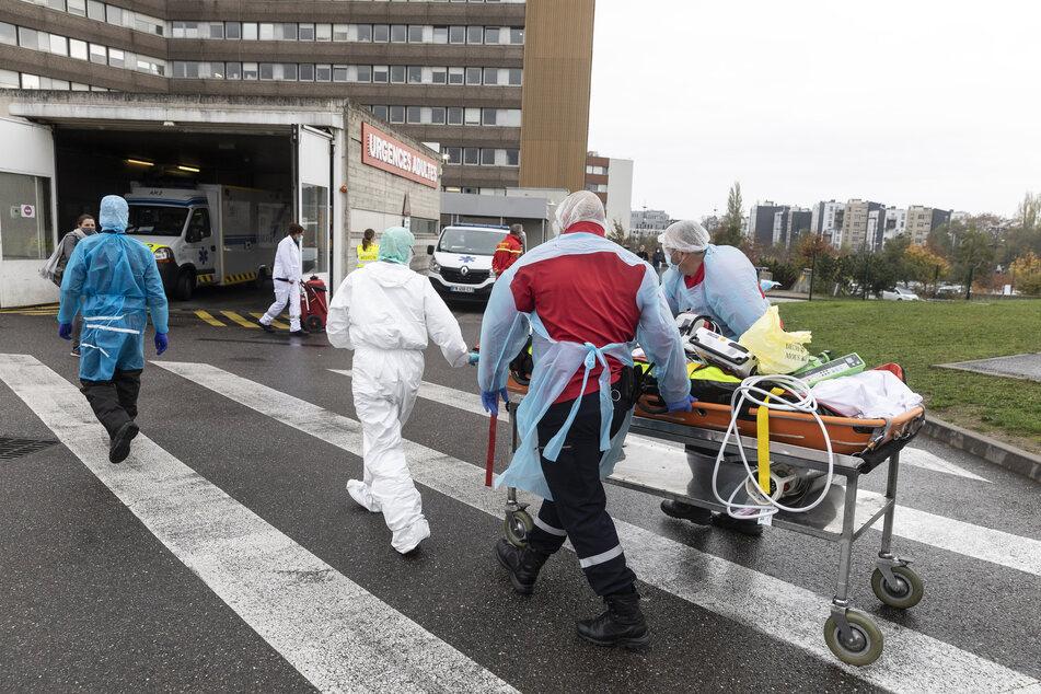Coronavirus: Mehr als 500 Tote innerhalb eines Tages in Frankreich