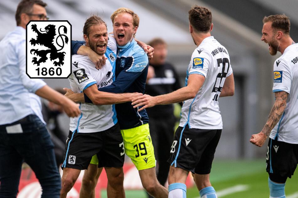 """1860 München hat """"Bock auf DFB-Pokal"""" und glaubt an Chance gegen Frankfurt"""