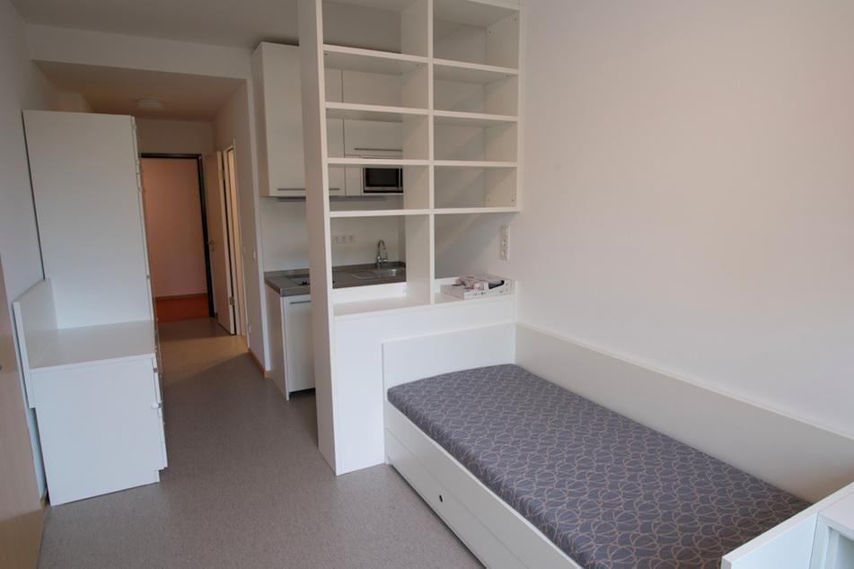 Die Corona-Pandemie wirkt sich auch auf den Wohnungsmarkt bei Studentenzimmern und Wohnheimen aus.