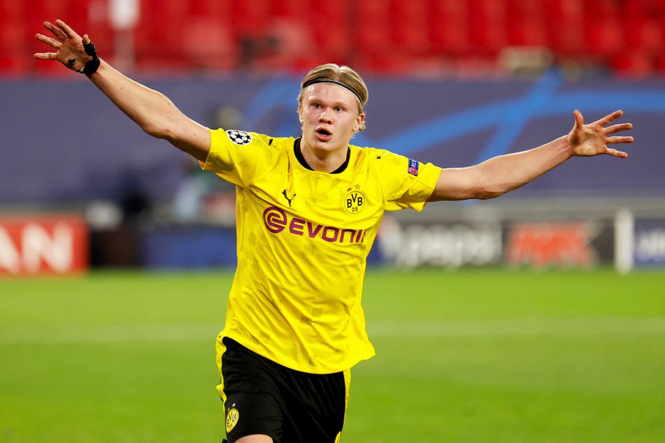 13 Champions-League-Spiele, 18 Tore, zwei Vorlagen: Erling Haaland überragt in der Königsklasse auch weiterhin!