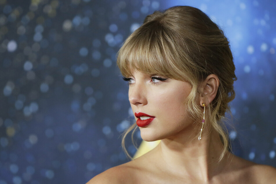 Taylor Swift's second album of 2020 is number one on the charts.