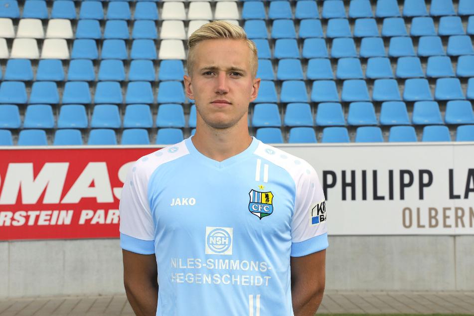 Stürmer Alexander Dartsch wechselt zurück zum ZFC Meuselwitz und wird nicht länger für die Himmelblauen auf dem Platz stehen.