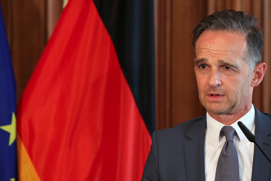 Heiko Maas (53), Außenminister von Deutschland.