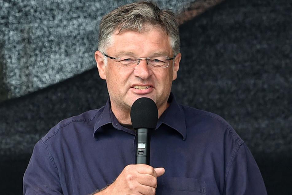 Holger Zastrow (51, FDP) würde bei einem Zuschuss wohl ebenfalls Geld bekommen.