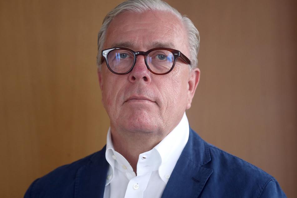 Klaus Reinhardt (60), Präsident der Bundesärztekammer fordert mehr Schnelligkeit beim Impfen gegen das Coronavirus.
