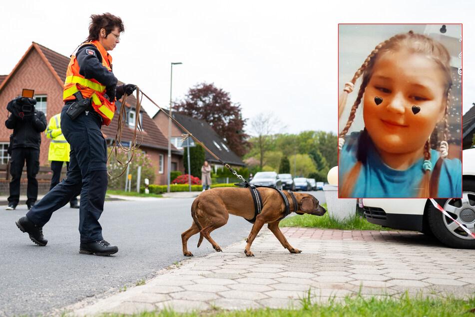 Mutter und Sohn getötet: Polizei setzt Suche nach vermisstem Mädchen (11) fort