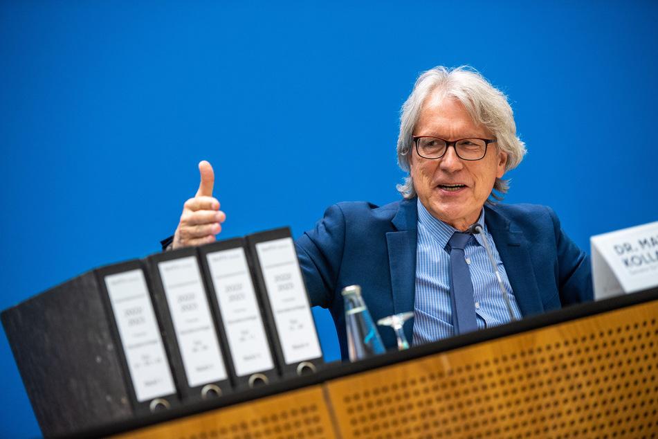 SPD-Politiker Matthias Kollatz (63) hat den Ankauf von Wohnungen unter Dach und Fach gebracht.