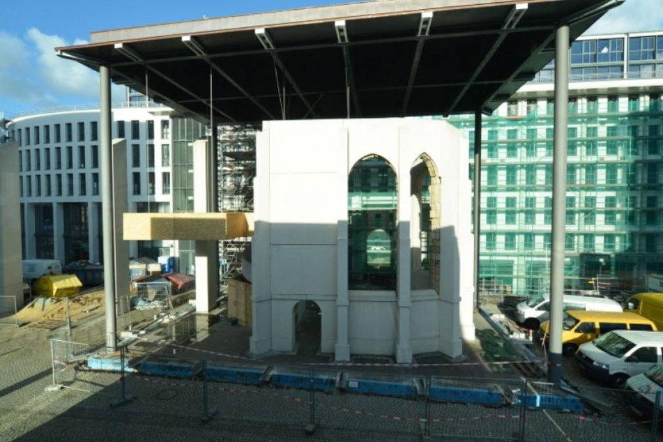 Busmannkapelle bangt um 400.000 Euro