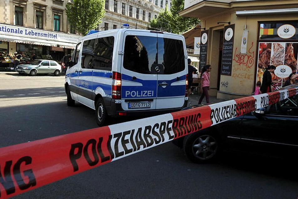 Leipzig: Nach Geiselnahme: Razzia und Verhaftungen auf der Eisenbahnstraße