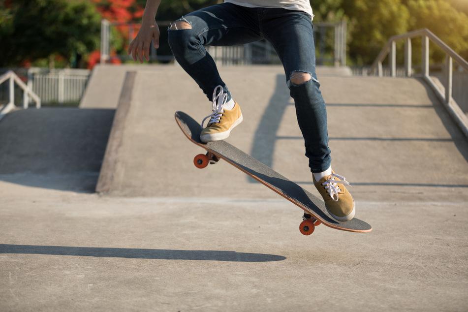 Größer und besser: Umbauarbeiten an Skaterpark in Leipzig-Grünau