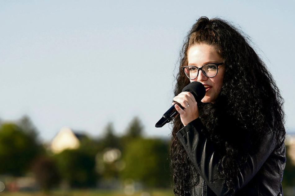 DSDS: Mit 'nem Tina-Turner-Hit: Lena-Loren aus Sachsen will in den DSDS-Recall