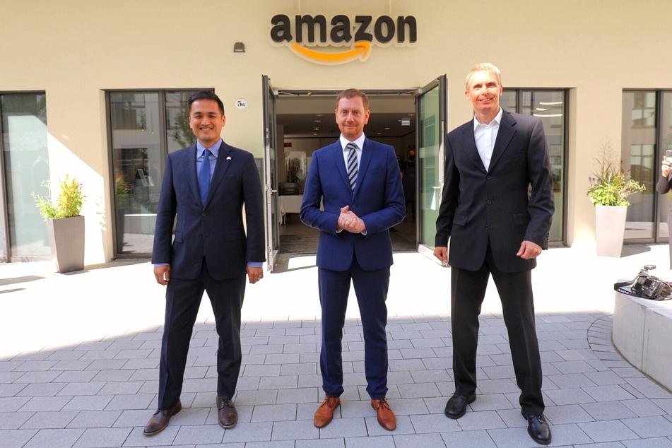 Dresden: Amazon eröffnet neues Forschungs- und Entwicklungszentrum in Dresden