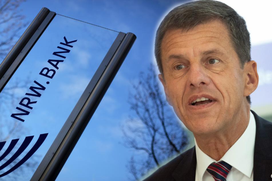 Eckhard Forst, Vorstandsvorsitzende der NRW.Bank