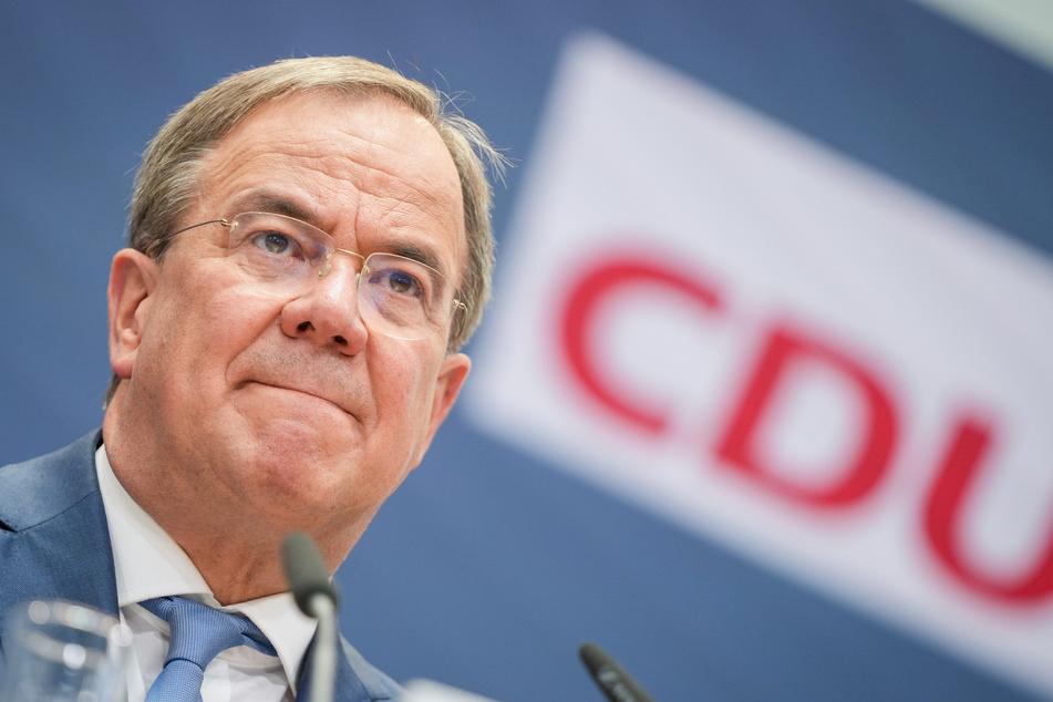 Unions-Spitzenkandidat Armin Laschet (60, CDU) kann die Wähler laut der Umfrage auch weiterhin nicht ausreichend überzeugen.