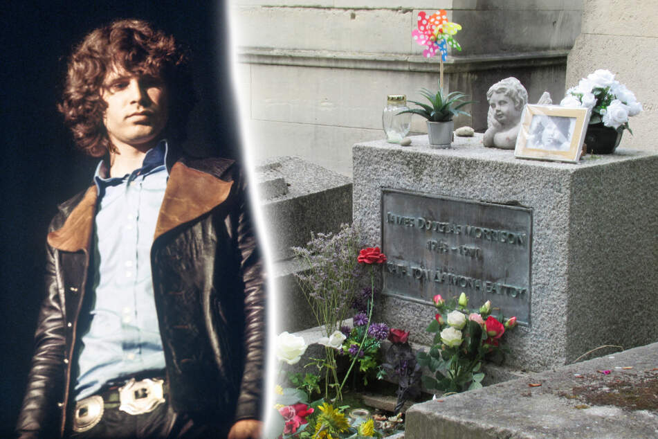 Am 03.07.2021 begehen Fans in aller Welt den 50. Todestag des legendären US-Sängers Jim Morrison (†27). Sein früher Tod machte ihn zu einem Mythos, der bis heute lebt.