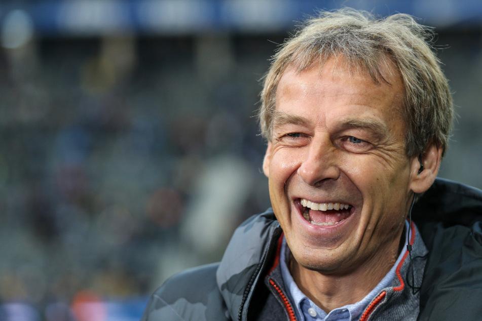 Kein Witz: Jürgen Klinsmann bringt sich selbst bei Premier-League-Topklub ins Gespräch!
