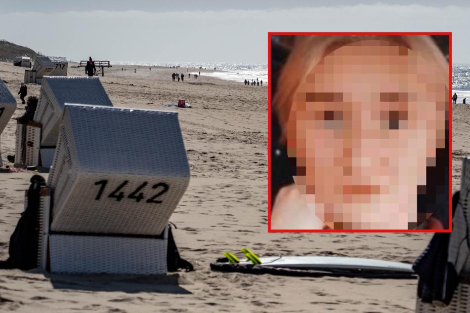 Fußgänger findet Leichenteile am Strand: Es ist die vermisste 22-Jährige aus Sylt!
