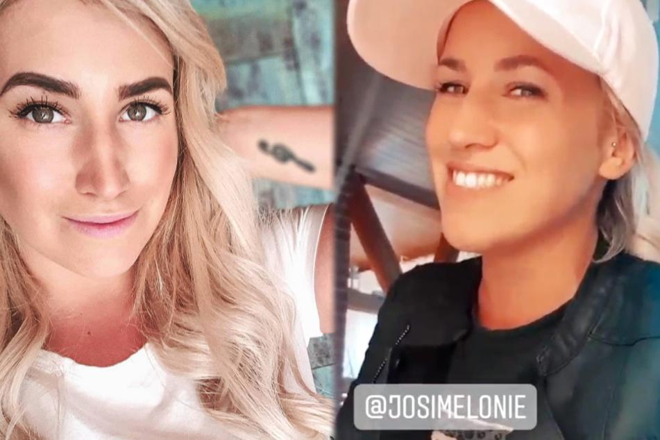 Sängerin Laura Heßler freut sich auf einen Instagram-Livestream mit Josimelonie.
