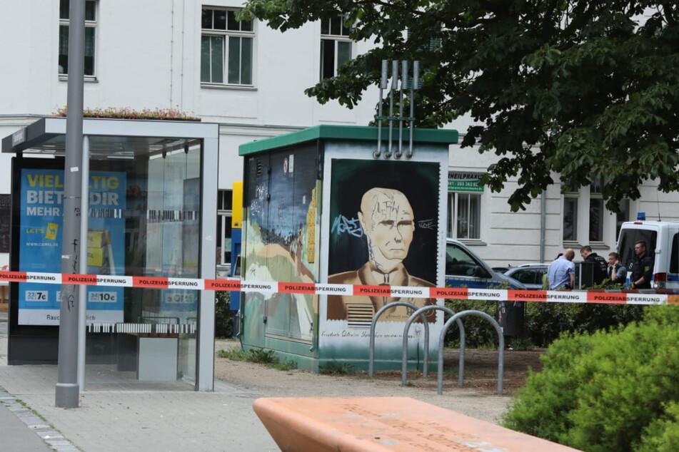 Nach blutiger Auseinandersetzung in Leipzig: Trio festgenommen, Ermittlungen wegen Tötungsdelikt