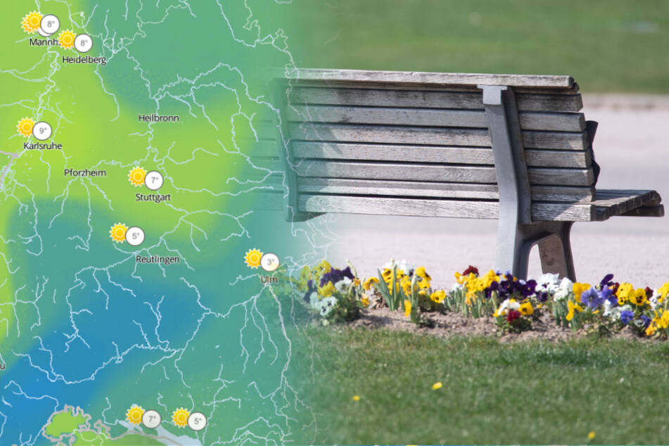 So wird das Wetter in der neuen Woche in Baden-Württemberg