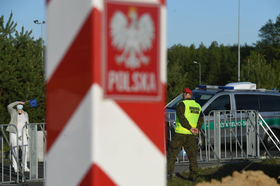 Seit Mitte März herrschte in Polen ein Einreisestopp.
