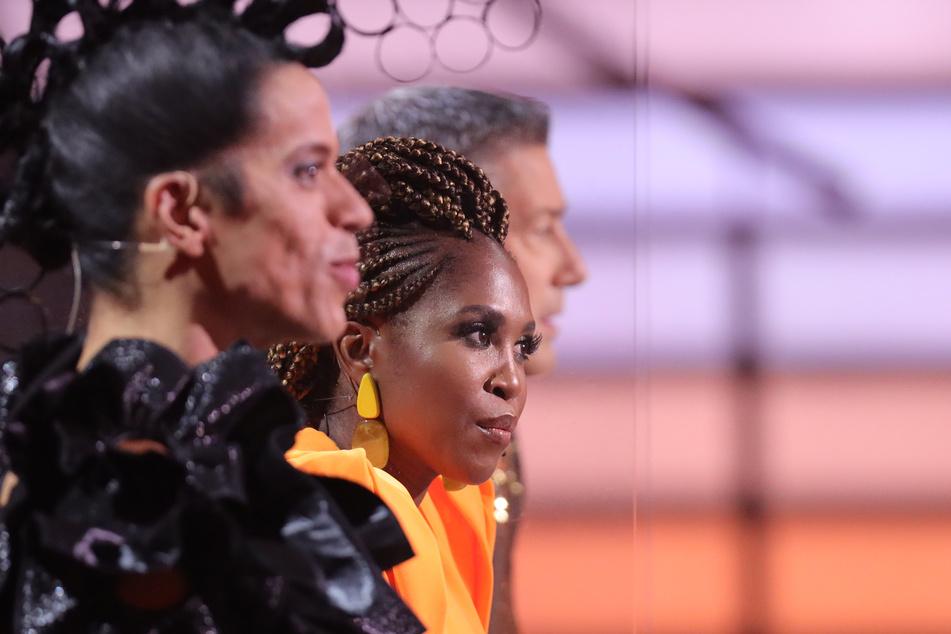 """Die """"Let's Dance""""-Juroren (v.l.n.r.) Jorge González (53), Motsi Mabuse (40) und Joachim Llambi (56) werden wieder Punkte verteilen."""