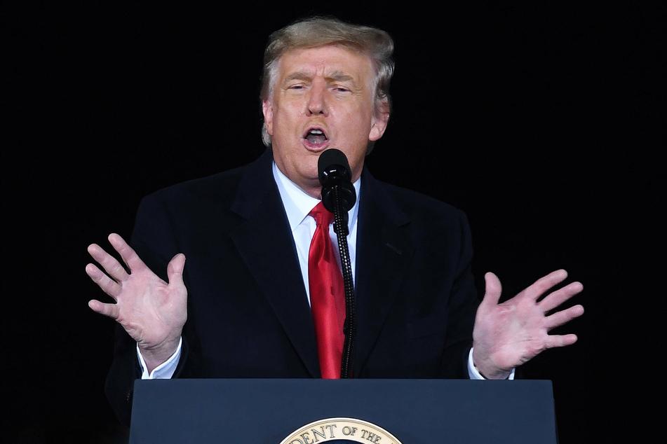"Schwarzenegger describes Trump as the ""worst president ever"" in American history."