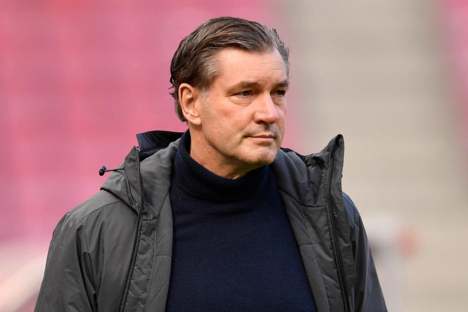 BVB-Sportdirektor Michael Zorc (58) ist von den Plänen der Portugiesen alles andere als amused.