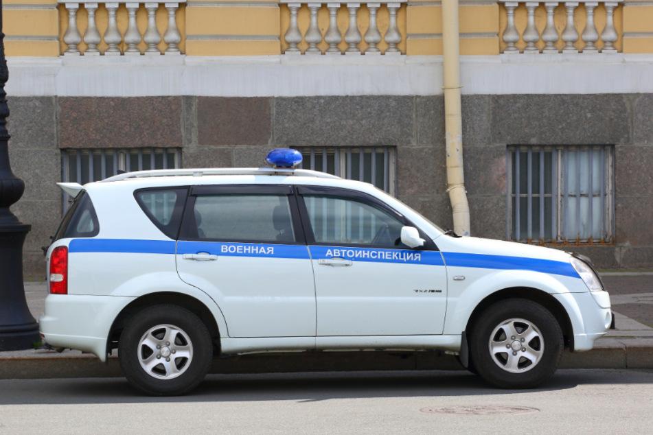 Die russische Polizei ermittelt gegen die Ehefrau. (Symbolbild)