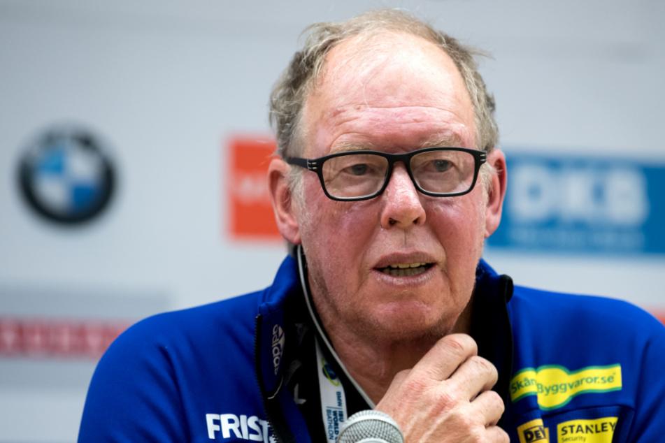 """Schock-Bericht von Ex-Biathlon-Trainer Pichler: """"Ich war drei Minuten tot"""""""