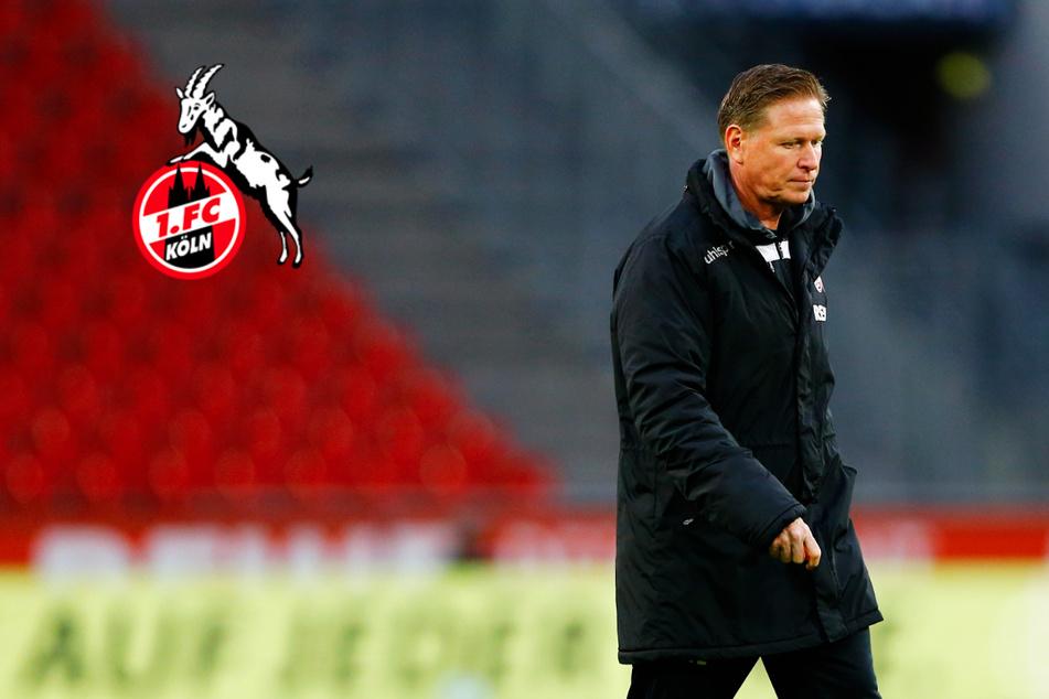 Medienberichte: 1. FC Köln entlässt Markus Gisdol nach Pleite gegen Mainz!