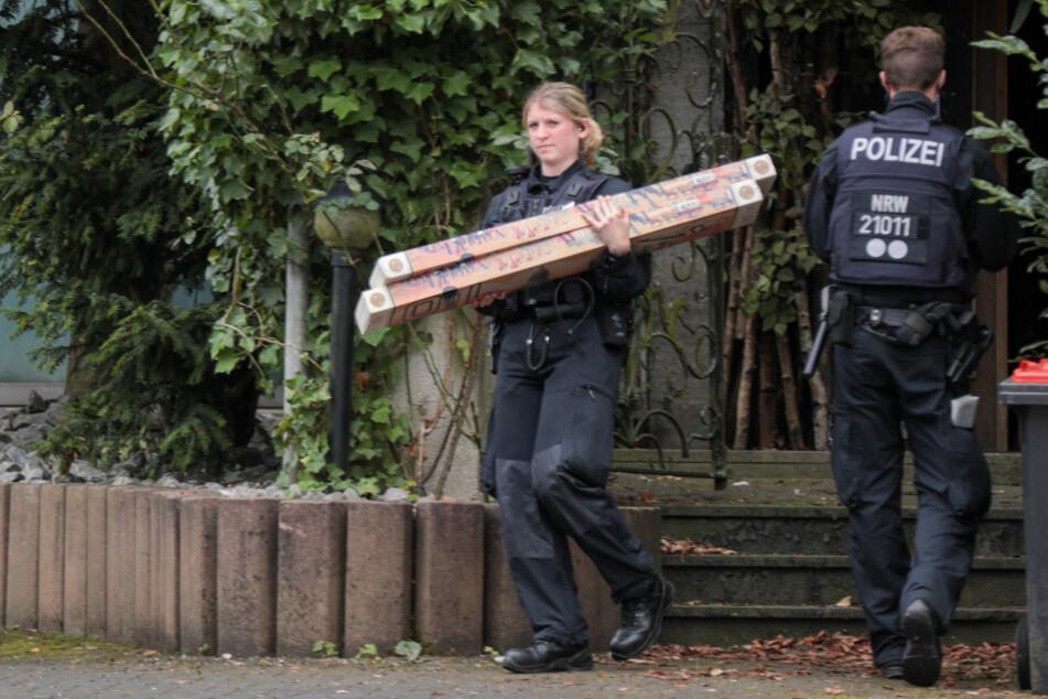Großrazzia in Wuppertal nach monatelangen Ermittlungen